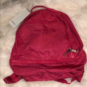 NWT lululemon city adventurer backpack